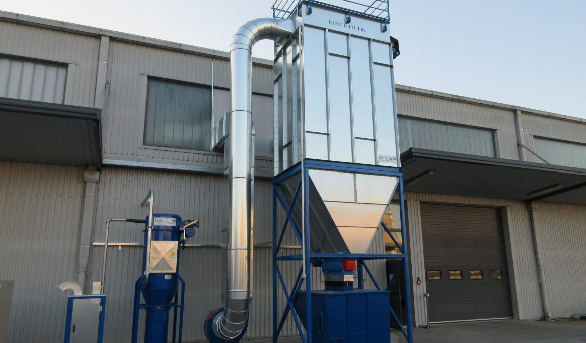 About dust extraction systems