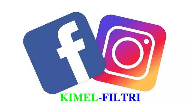 KIMEL-FILTRI on social networks!